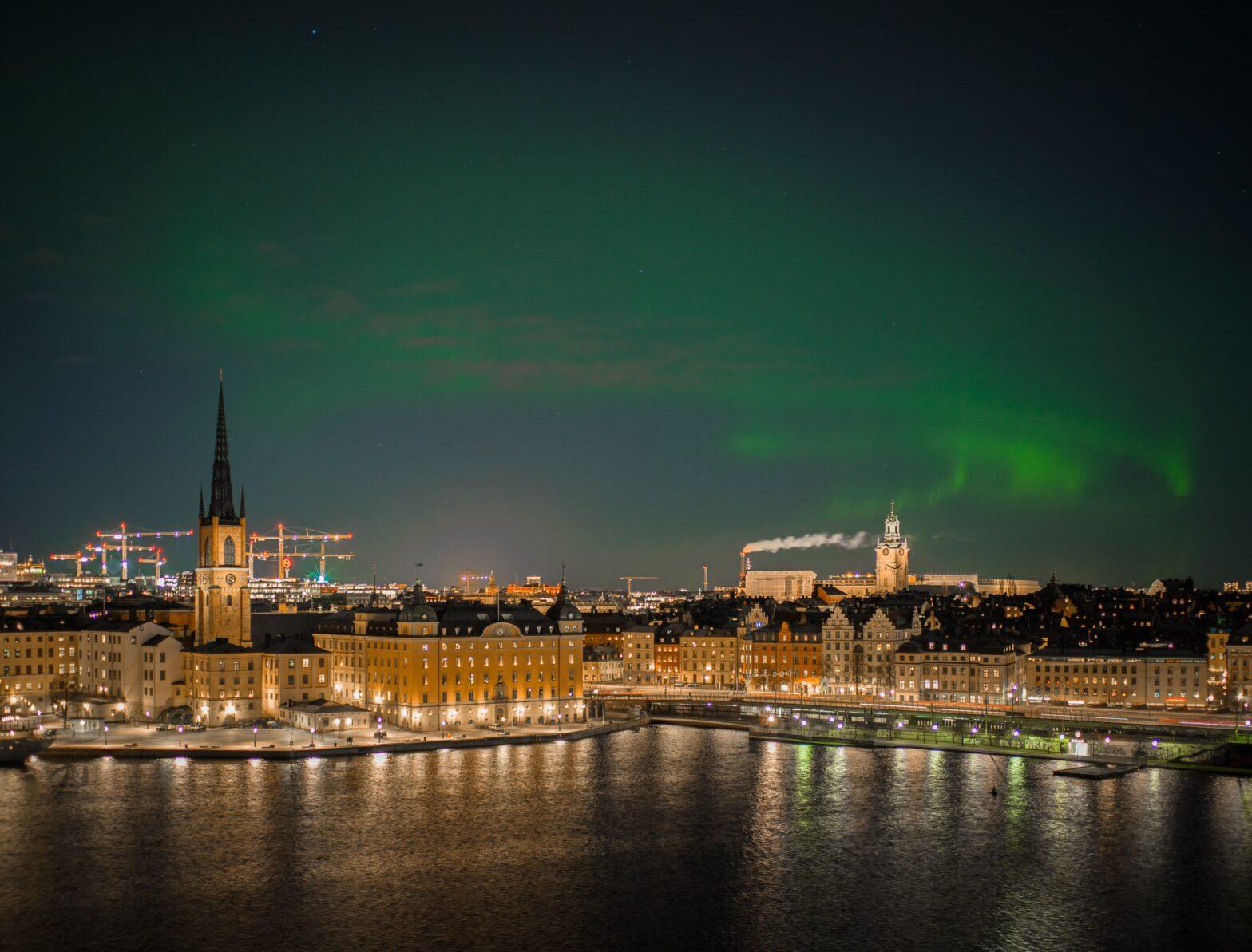 Familjesemester i Stockholm på liten budget